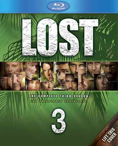 LOST:COMPLETE THIRD SEASON THE UNEXPL BY LOST (Blu-Ray)